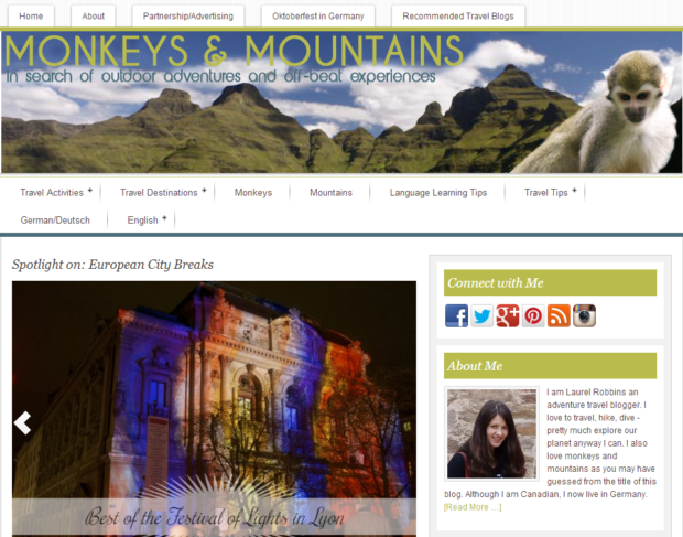 Monkeys & Mountains