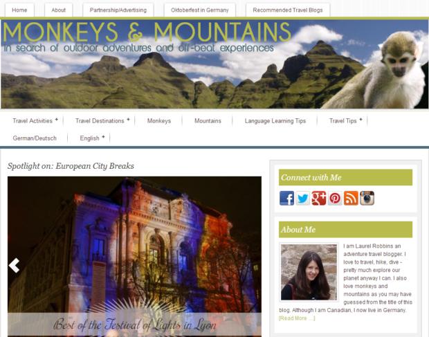 Monkeys & Mountains