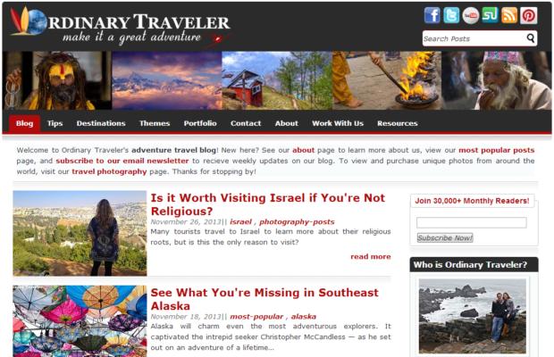 Ordinary Traveller