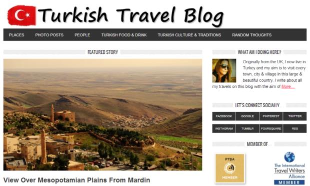 Turkish Travel Blog