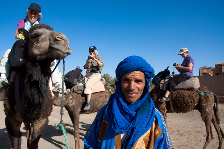 a-tour-group-beginning-a-camel-ride